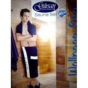 Набoр для сауны мужской Gursan фото