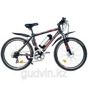 Велосипед с электродвигателем Е-610 фото