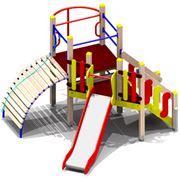 Детский игровой комплекс. фото