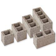 Блоки для строительства вентиляционных каналов LEIER фото