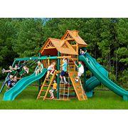 Детский игровой комплекс Горец 2 фото