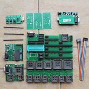 Программатор UPA USB PRO+ + 27 адаптеров — полный комплект фото