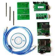 Программатор UPA USB PRO+ 6 адаптеров фото