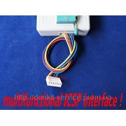 Программатор TL866A + ICSP, 9 панелек + экстрактор