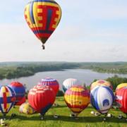 Привязные подъемы воздушного шара фото