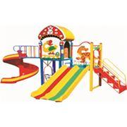 Площадка детская К322 фото