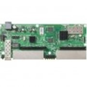 Маршрутизатор (роутер) MikroTik RouterBOARD RB2011UAS-2HnD, Ath74K, 128MB RAM, 1xSFP, 5xLAN, 5xGbit LAN, RouterOS L5, 802.11b/g/n 1114 фото