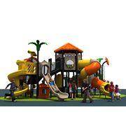Детский игровой комплекс Солнечный город фото