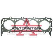 Прокладка головки блока цилиндров двигателя ГАЗ -53 фото