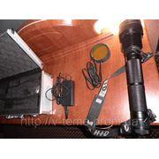 HID ксенон фонарь 6000 люмен 65Вт фото
