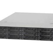 Хранилище NetGear ReadyNAS 3200 в стойку на 12 SATA дисков с резервным блоком питания (12 дисков по 1 TБ) RN12P1210-100EUS фото