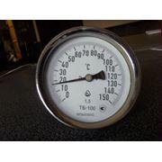 термометры биметаллические Ду63мм ; 100мм