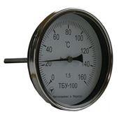 Термометры биметаллические показывающие ТБУ-100
