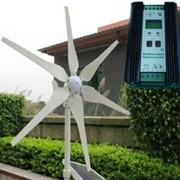 Ветрогенератор 300Вт с контроллером фото