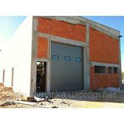Ворота SPU 40 фото