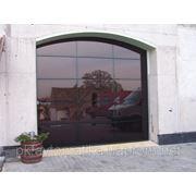 Представительные секционные ворота ALR Vitraplan фото