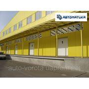 Купить. SPU 40 - Немецкие секционные промышленные ворота Херманн в Севастополе. Цена. Размеры фото