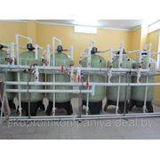 Оборудование для сорбционной очистки воды СОКОЛ-О фото