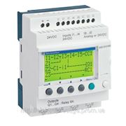Программируемый логический микроконтроллер(интеллектуальное реле) Zelio Logic 2 исполнения SR2