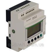 Модульное программируемое реле Zelio Logic SR3B101BD. 10 вх/вых. 24В