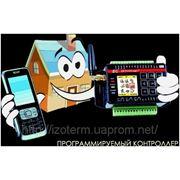 Универсальный логический контроллер со встроенным GSM/GPRS-коммуникатором