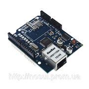 Arduino Ethernet Shield сетевая плата W5100 328 UNO mega 2560 шилд фотография