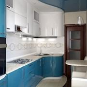 Дизайнерский ремонт кухни, монтаж бытовой техники, сантехники фото