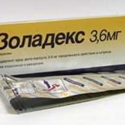 ЗОЛАДЕКС 3,6 капс. д/подкожн. введ. пролонг 3,6 мг шприц-аппликатор / 1 шт. фото