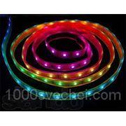 Светодиодная лента SMD 5050 (60 LED/m) RGB IP68