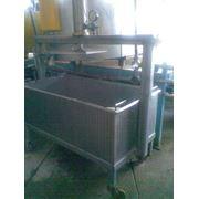Оборудование для производства твердых сыров. Ванна подпрессовочная сырная купить Полтава Украина. фото