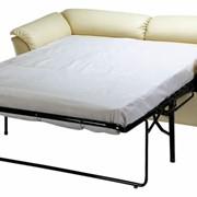 Изготовление мягкой мебели. Раскладной диван. фото