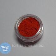 Краситель пищевой Цветочная пыльца Алый, код 32 фото