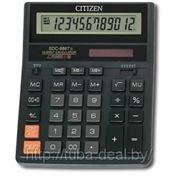 CITIZEN Калькулятор 12р. бухгалтерский SDC 888 фотография