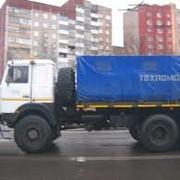 Платформы грузовые на автомобилях МАЗ V 20 м3 с разными разгрузками фото
