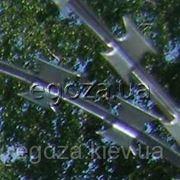 Колючая проволока 3,75 мм фото