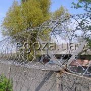 Егоза Кайман 500/5 спиральный барьер СББ фото