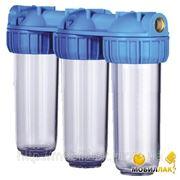 Фильтр для воды Atlas Filtri 10 DP TRIO 1\2 фото