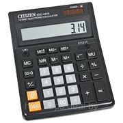 Калькулятор настольный 12р. CITIZEN SDC-444S