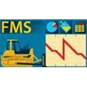 Контроль расхода топлива FMS. фото