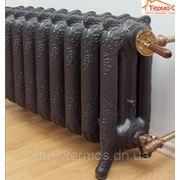 Чугунный радиатор Adarad Ottoman высота 475,750 и 950мм фото