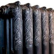 Чугунные радиаторы Adarad Nostalgia retro style 800/180 фото