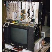 Системы числового программного управления фирмы NUM (Франция) концерна SCHNEIDER. Системы ЧПУ фирмы NUM серии 1000 предназначены для управления оборудованием любого класса сложности в том числе и металлообрабатывающими станками. Диапазон применения от фото