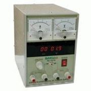 Блок питания аналоговый BK-1501N, (0...15V, 0...1A) фото