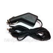 Автомобильная зарядка micro USB (для видеорегистраторов) 5В. фото