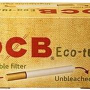 Гильзы сигаретные OCB ECOLOGICOS ( 250 шт.) фото