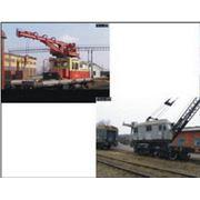 Системы контроля эксплуатации путевых машин ж/д кранов вспомагательных агрегатов фото