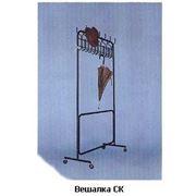 Вешалка напольная СК арт. 0302 фото