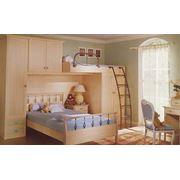 Мебель для детских комнат из дерева фото