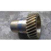 Вал-шестерня бронзовая привода фото