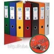 ELBA Папка-регистратор, А4, 50 и 80мм,ПВХ (Германия)